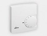 Aufputz-Thermostat
